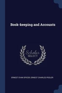 Книга под заказ: «Book-keeping and Accounts»