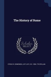 Книга под заказ: «The History of Rome»