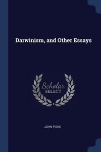 Книга под заказ: «Darwinism, and Other Essays»