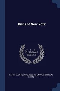 Книга под заказ: «Birds of New York»
