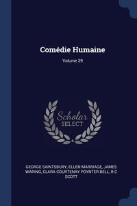 Книга под заказ: «Comédie Humaine; Volume 39»