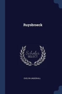 Книга под заказ: «Ruysbroeck»
