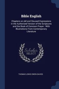 Книга под заказ: «Bible English»