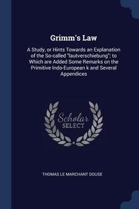 Книга под заказ: «Grimm's Law»