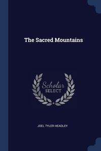 Книга под заказ: «The Sacred Mountains»