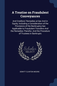 Книга под заказ: «A Treatise on Fraudulent Conveyances»