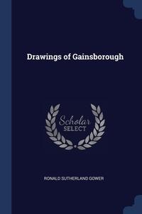 Книга под заказ: «Drawings of Gainsborough»