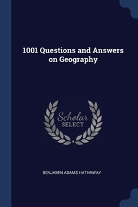 Книга под заказ: «1001 Questions and Answers on Geography»