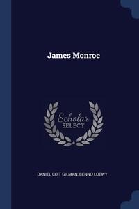 Книга под заказ: «James Monroe»