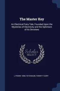 Книга под заказ: «The Master Key»