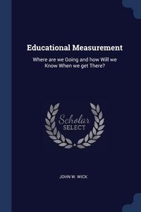 Книга под заказ: «Educational Measurement»