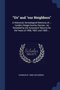 "Книга под заказ: «""Us"" and ""our Neighbors""»"