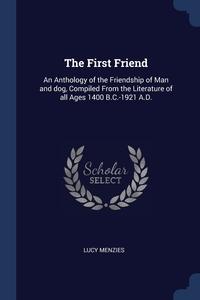 Книга под заказ: «The First Friend»
