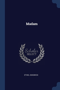 Книга под заказ: «Madam»