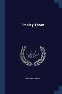Книга под заказ: «Stanley Thorn»
