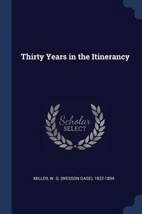 Книга под заказ: «Thirty Years in the Itinerancy»