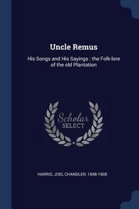 Книга под заказ: «Uncle Remus»