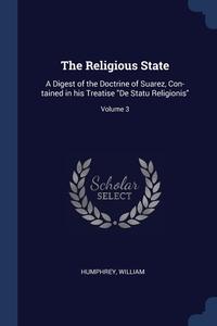 Книга под заказ: «The Religious State»