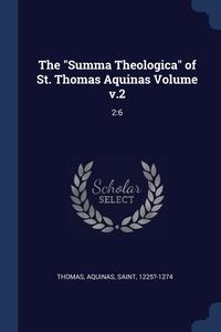 "Книга под заказ: «The ""Summa Theologica"" of St. Thomas Aquinas Volume v.2»"
