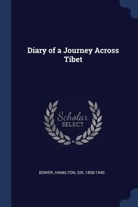 Книга под заказ: «Diary of a Journey Across Tibet»