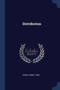 Книга под заказ: «Distribution»