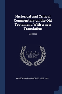 Книга под заказ: «Historical and Critical Commentary on the Old Testament, With a new Translation»
