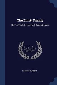 Книга под заказ: «The Elliott Family»