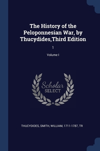 Книга под заказ: «The History of the Peloponnesian War, by Thucydides,Third Edition»
