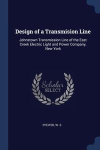 Книга под заказ: «Design of a Transmision Line»