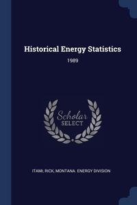 Книга под заказ: «Historical Energy Statistics»