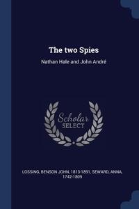 Книга под заказ: «The two Spies»