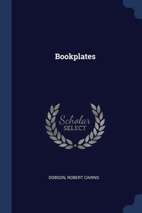 Книга под заказ: «Bookplates»