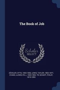 Книга под заказ: «The Book of Job»