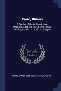 Книга под заказ: «Cairo, Illinois»