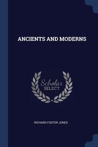 Книга под заказ: «ANCIENTS AND MODERNS»