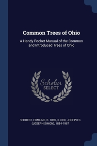 Книга под заказ: «Common Trees of Ohio»