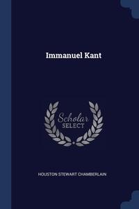 Книга под заказ: «Immanuel Kant»