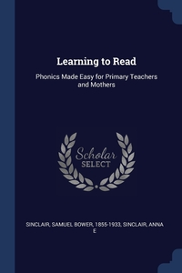 Книга под заказ: «Learning to Read»