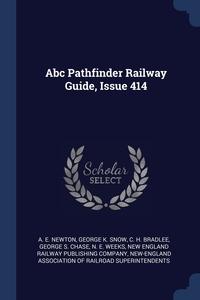 Книга под заказ: «Abc Pathfinder Railway Guide, Issue 414»