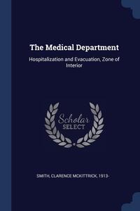 Книга под заказ: «The Medical Department»