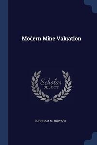 Книга под заказ: «Modern Mine Valuation»