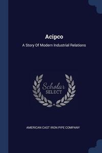 Книга под заказ: «Acipco»