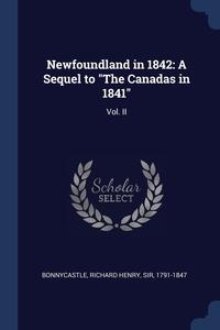 Книга под заказ: «Newfoundland in 1842»