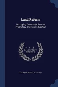 Книга под заказ: «Land Reform»