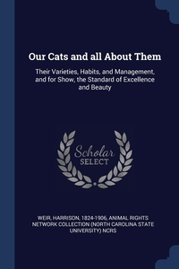 Книга под заказ: «Our Cats and all About Them»