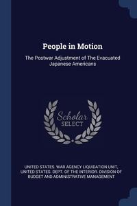 Книга под заказ: «People in Motion»
