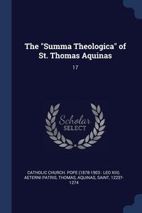 "Книга под заказ: «The ""Summa Theologica"" of St. Thomas Aquinas»"