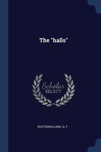 """Книга под заказ: «The """"halls""""»"""