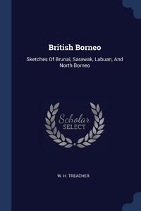 Книга под заказ: «British Borneo»