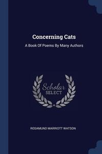 Книга под заказ: «Concerning Cats»
